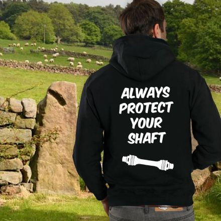 Always Protect Your Shaft